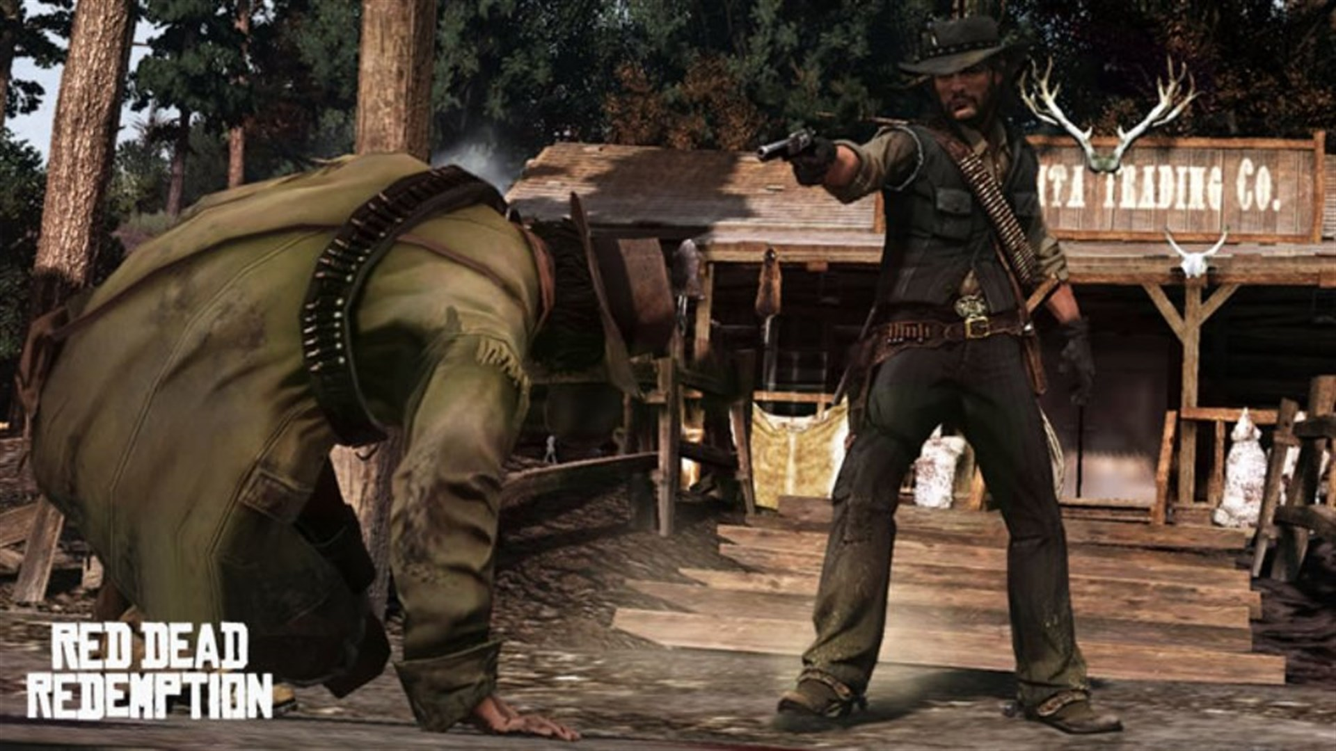 Скриншот №16 к Red Dead Redemption