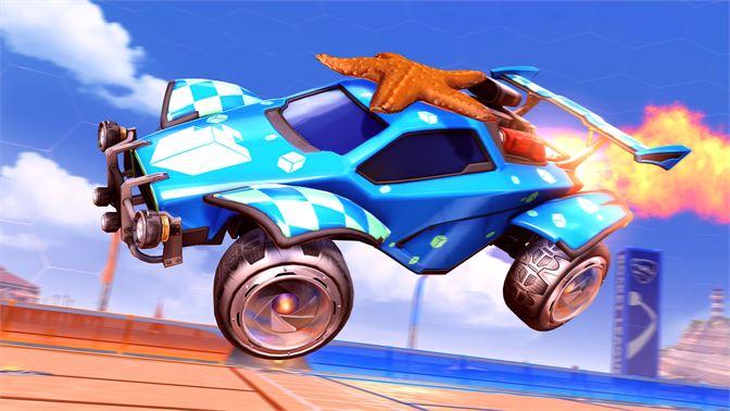Buy Rocket League® - Microsoft Store