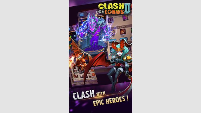 Get Clash of Lords 2 - Microsoft Store
