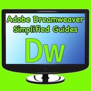 Adobe Dreamweaver Simplified Guides
