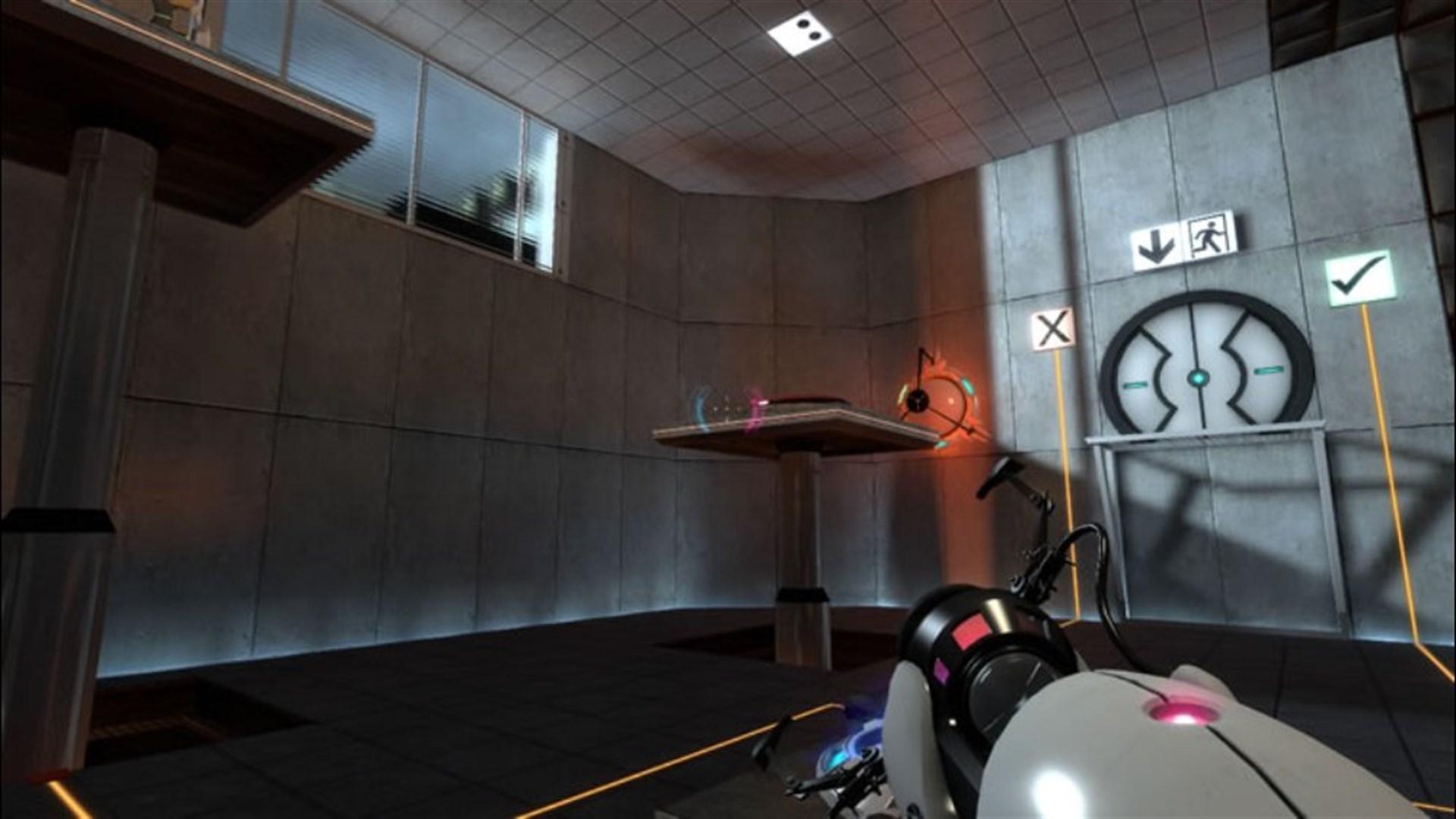 Скриншот №17 к Portal Still Alive
