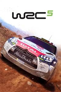 Carátula para el juego WRC 5 FIA World Rally Championship de Xbox 360