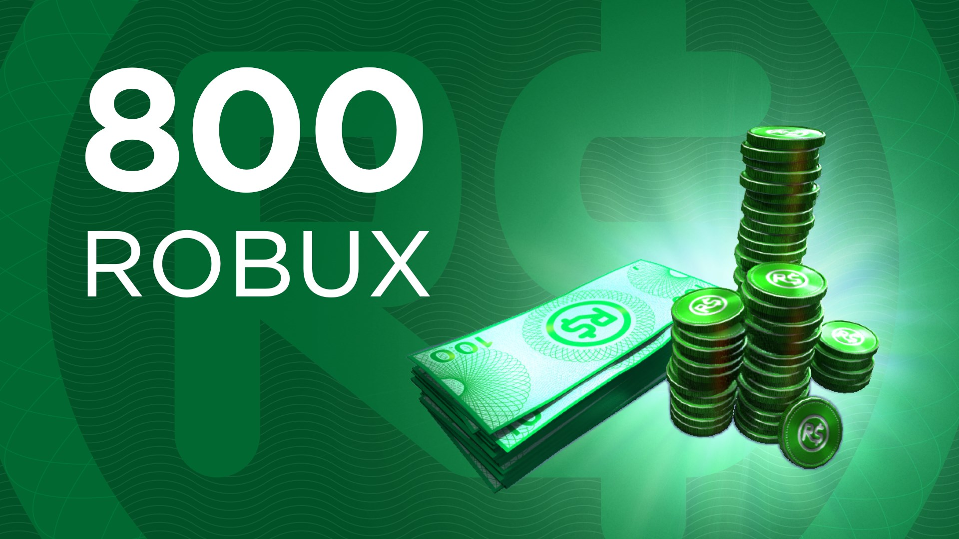800 Robux for Xbox