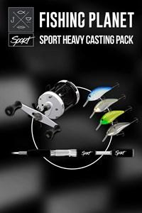 Sport Heavy Casting Pack