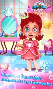 I Love Bath - Clean Up Messy Kids and Dress Up screenshot 5
