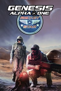 Carátula del juego Genesis Alpha One - Rocket Star Corporation Pack