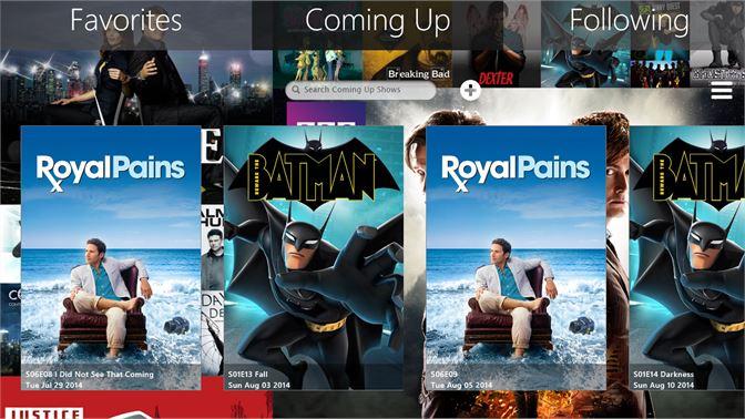Get TV Series - Microsoft Store