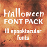 Monotype Halloween Font Pack