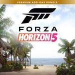 Forza Horizon 5 Premium Add-Ons Bundle Logo