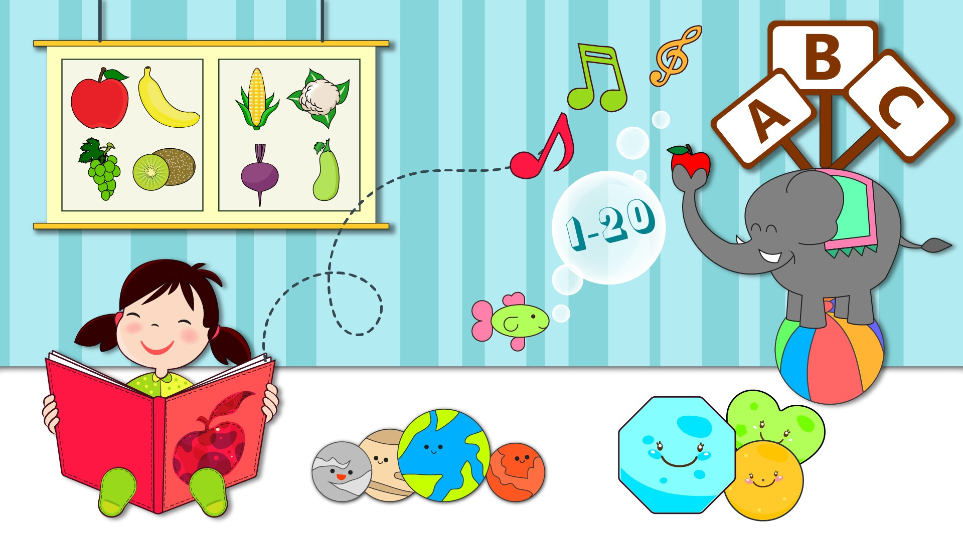 Buy Kindergarten Kids Learning Premium - Microsoft Store