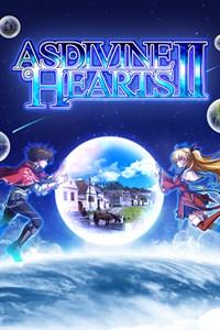 Carátula para el juego Asdivine Hearts II de Xbox 360