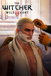 Beard and Hairstyle Set