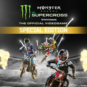 Monster Energy Supercross - Special Edition Xbox One