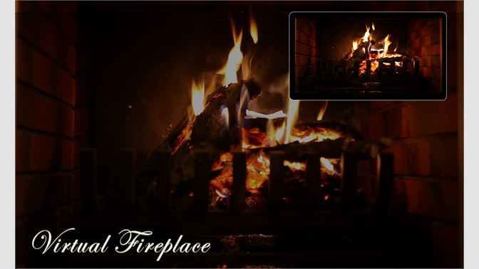 Get Virtual Fireplace - Microsoft Store