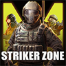 Striker Zone War: Gears of Sniper 3D