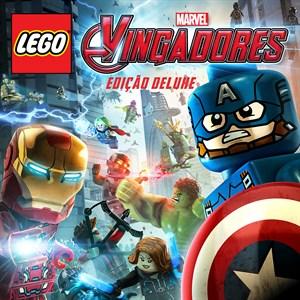 Edição Deluxe de LEGO® Marvel's Avengers Xbox One