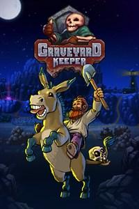 Carátula para el juego Graveyard Keeper de Xbox 360