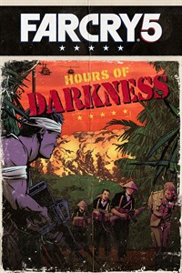 Carátula del juego Far Cry5 - Hours of Darkness