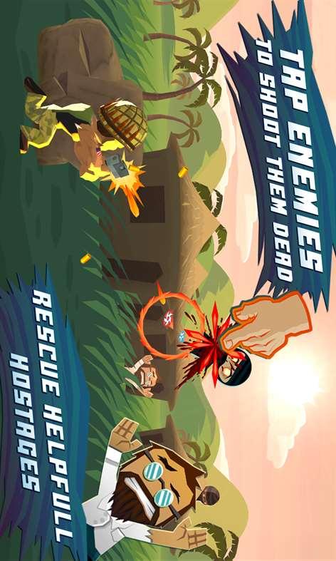 Major Mayhem WP Screenshots 1