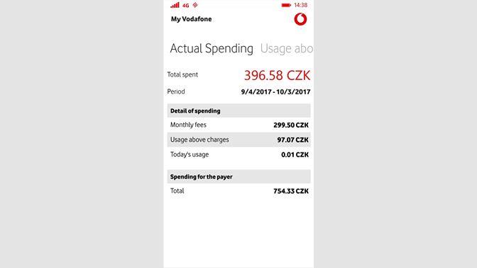 Get Můj Vodafone - Microsoft Store