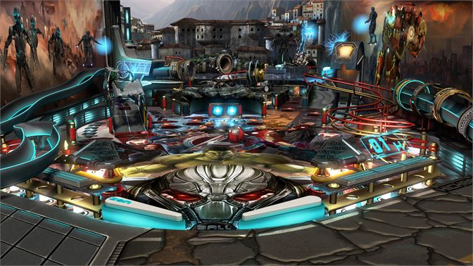 Buy Pinball FX3 - Marvel's Avengers: Age of Ultron