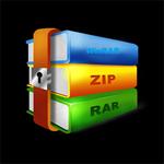 WinRAR ZIP PRO Logo