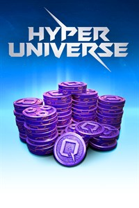 Carátula del juego 30000 Hyper Universe Quarks