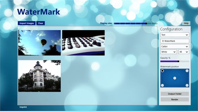 Get [WaterMark] - Microsoft Store