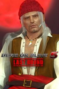 Carátula del juego DEAD OR ALIVE 5 Last Round Brad Wong Halloween Costume 2014