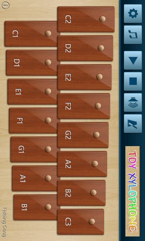Toy Xylophone FREE