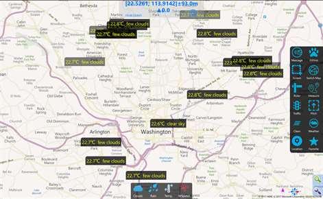 GPS Map+ Screenshots 2