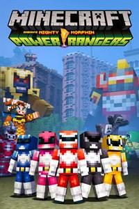 Pacote de Capas Power Rangers Minecraft
