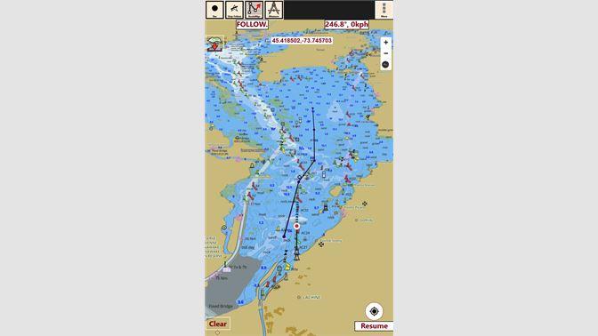 Buy i-Boating: USA - GPS Nautical / Marine Charts - offline
