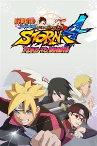 NARUTO SHIPPUDEN™: Ultimate Ninja® STORM 4 ROAD TO BORUTO Pack