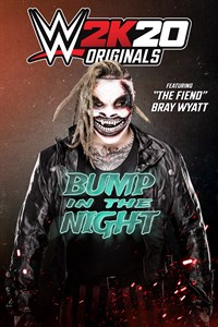 Carátula del juego WWE 2K20 Originals: Bump in the Night