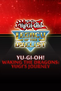 Carátula del juego Yu-Gi-Oh! Waking the Dragons: Yugi's Journey