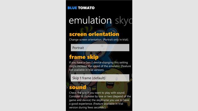 Buy Blue Tomato - SMS - Microsoft Store