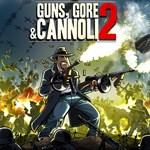 Guns, Gore and Cannoli 2 Logo