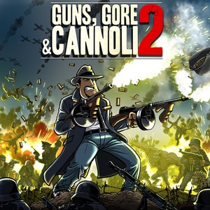 Guns, Gore and Cannoli 2 Xbox One