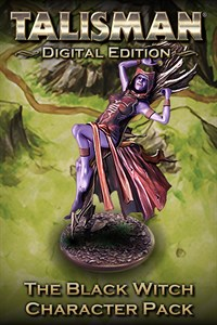 Talisman: Digital Edition - The Black Witch Character Pack