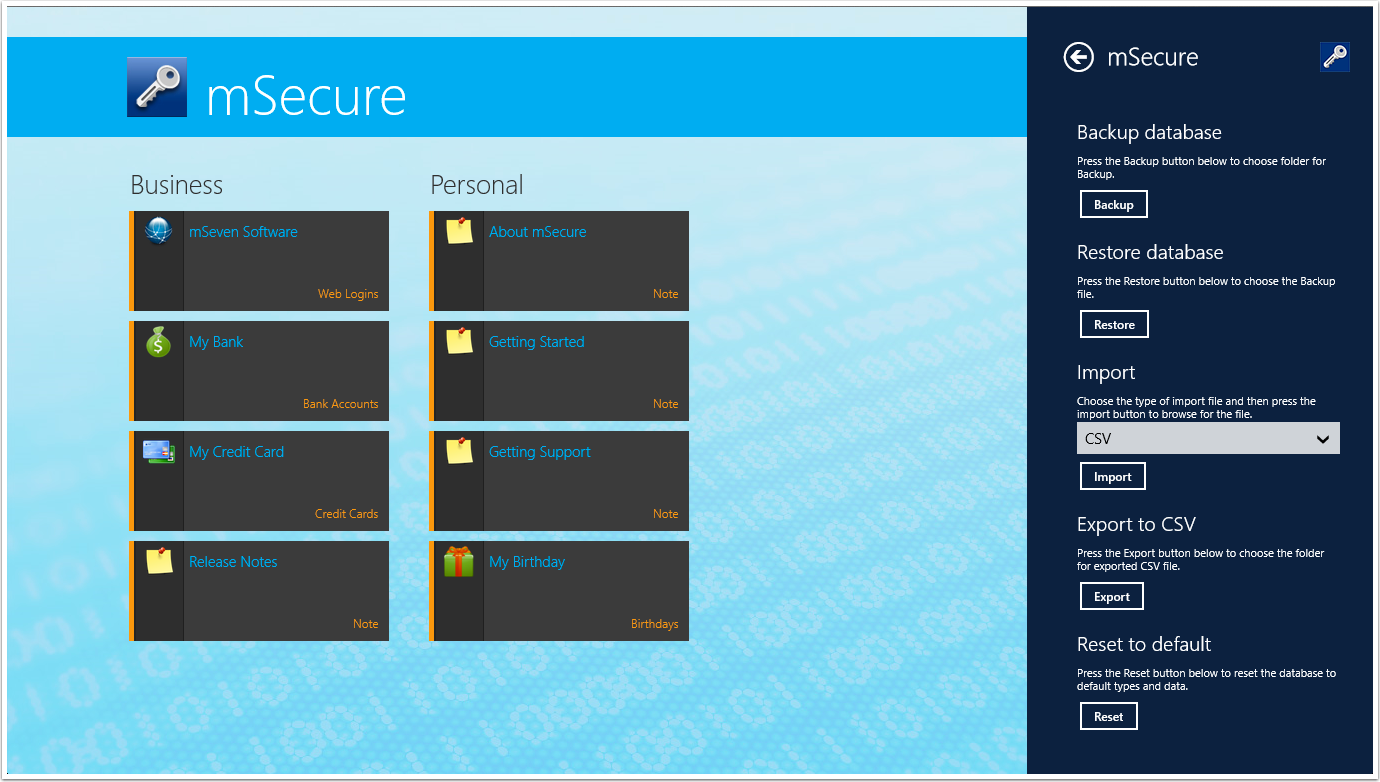 mSecure for Lenovo