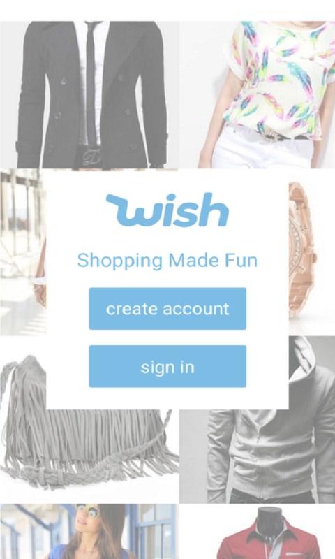 Wish - Shopping Made Fun