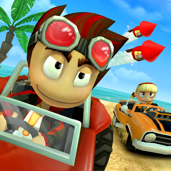 beach buggy racing game free download