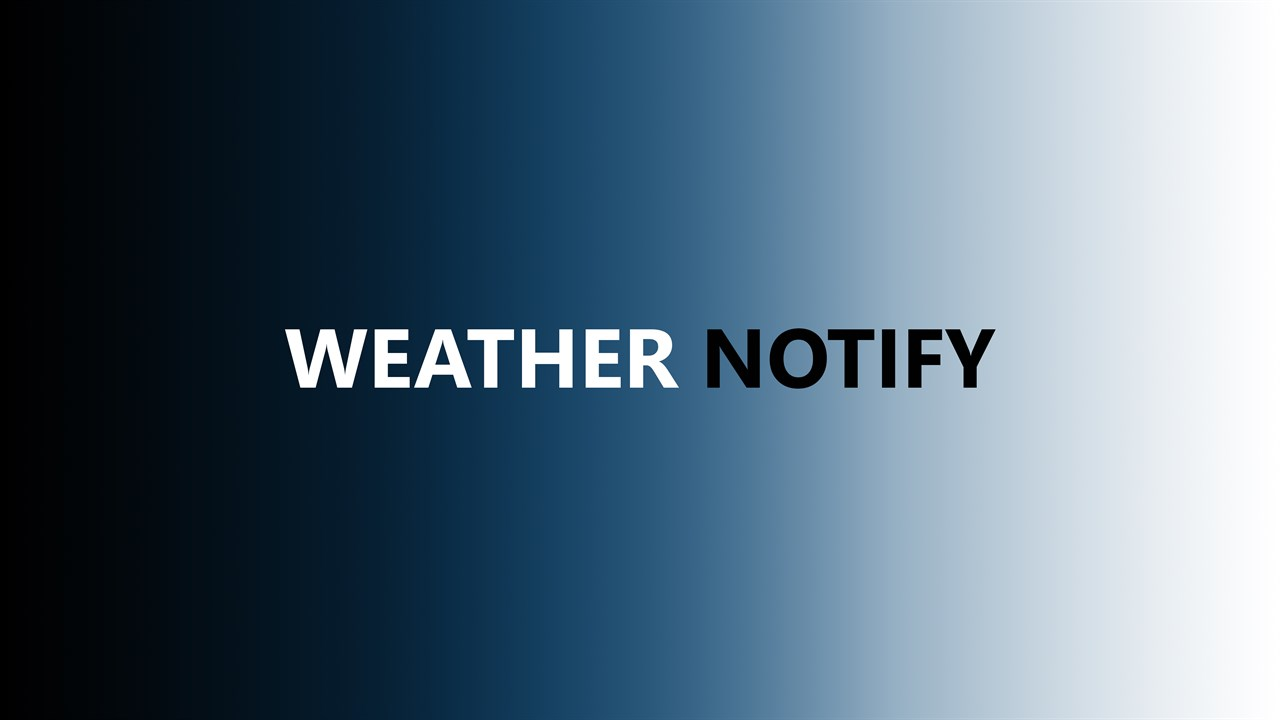 Get Weather Notify - Microsoft Store