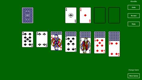 How do you play double solitaire?