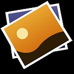Pictures Opener Plus Logo