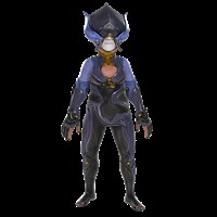 Deals on Warframe Lotus Outfit Xbox One Avatar Costume