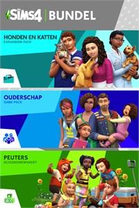 De Sims™ 4 Bundel - Honden en Katten, Ouderschap, Peuter Accessoires