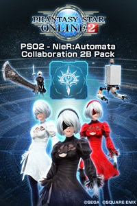 PSO2 - NieR:Automata Collaboration 2B Pack