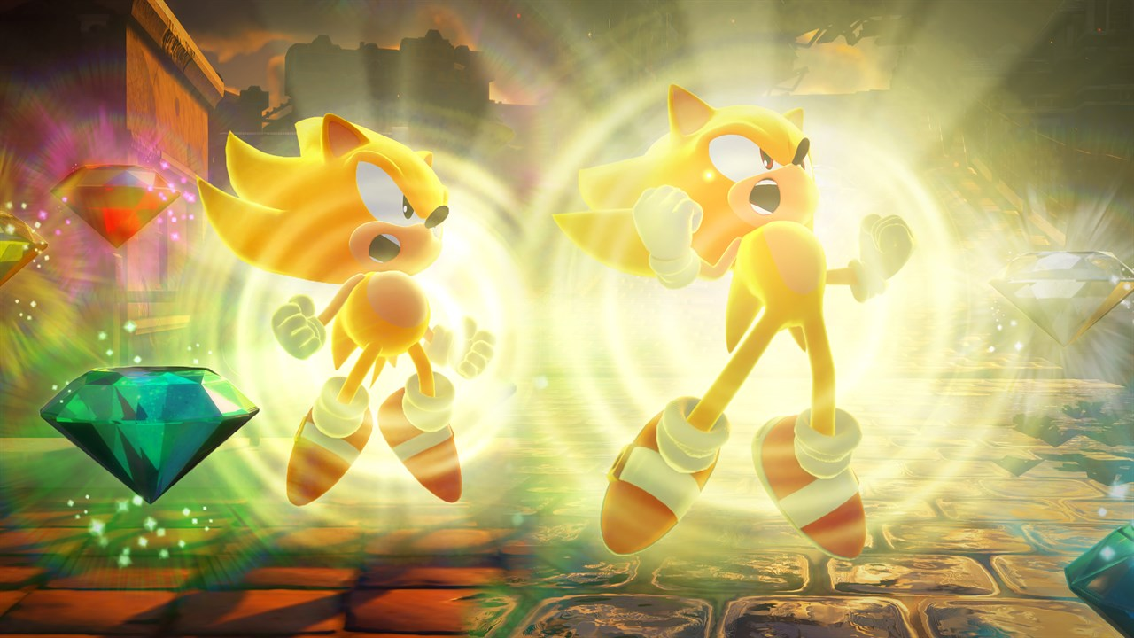 Get Super Sonic Microsoft Store